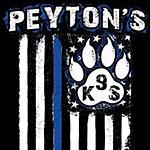 Peyton's K9 logo